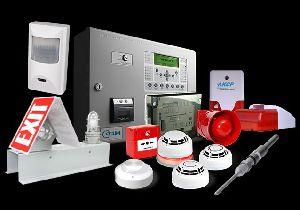 Security Fire Alarm System