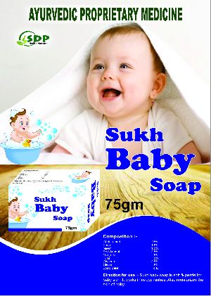 Sukh Baby Soap