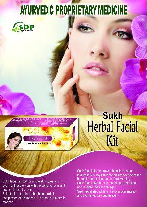 Sukh Herbal Facial Kit