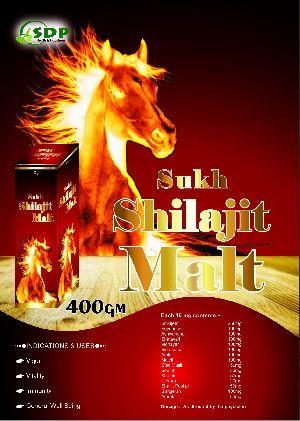 Shilajit Malt