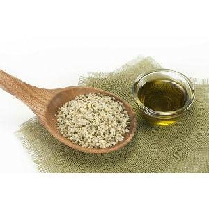Natural Hemp Seed Oil