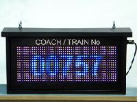 Train Information Display System