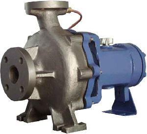 Process Pumps With Open Impeller