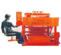 Egg Laying Block Making Machine