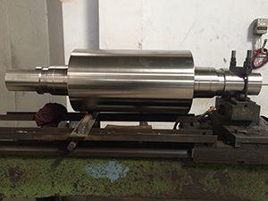 Indefinite Chilled Cast Iron Rolls