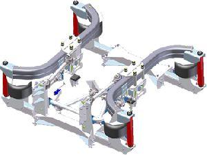 Rear Air Suspension System