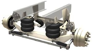 Steerable / Non Steerable Suspension System