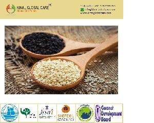 100% Natural Sesame Seeds
