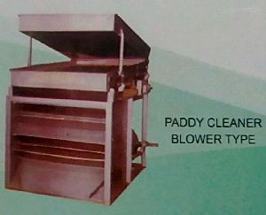 Blower Type Paddy Cleaner