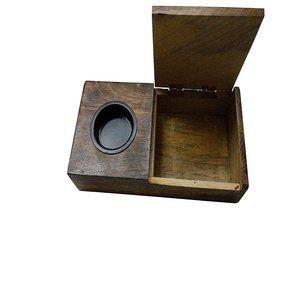 Wooden Cigar Box