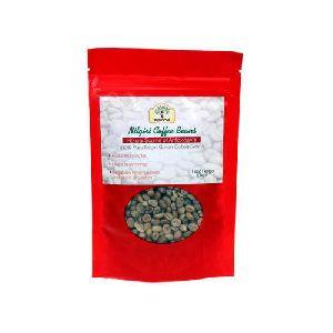 Fresh Green Coffee Beans