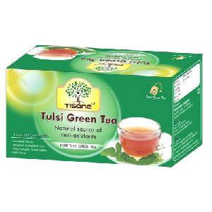 Fresh Tulsi Green Tea