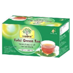 Natural Tulsi Green Tea