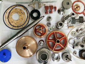Cream Separator Machine Spare Parts