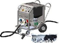 Dry Ice Blasting Machines