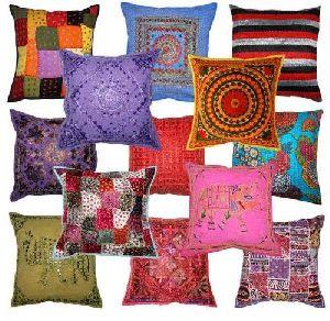 Handloom Cushion Covers