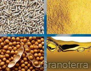 Soybean Meal, Soy Beans, Sugar Beet Pellets