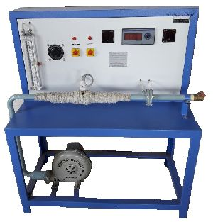 Forced Convection Heat Transfer Machine