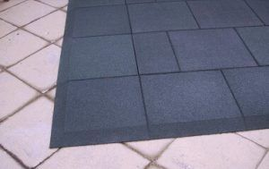 Sbr Rubber Tiles