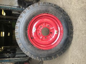 Thrasher Tyres