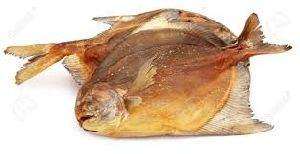 Dried Pomfret Fish