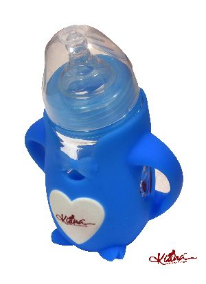 Kiana Borosil Glass Feeding Bottle