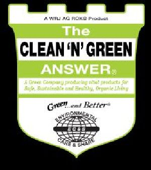 The Clean N Green Answer