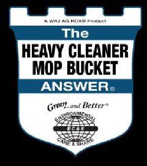 The Heavy Cleaner Mop Bucket Answer