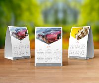 Table Top Calendar Printing Services