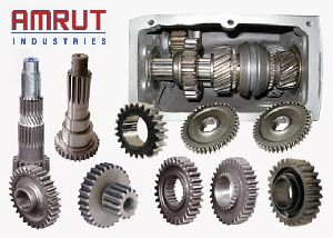 Agriculture Auto Part Gears Gearbox