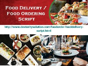 Food Ordering Services