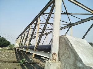 Mild Steel Bridge Fabrication Services