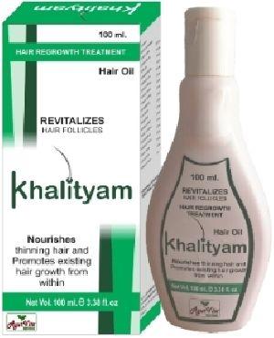 Khalityam Hair Oil