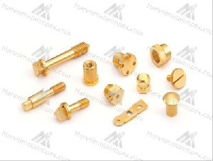 Precision Components And Turned Parts