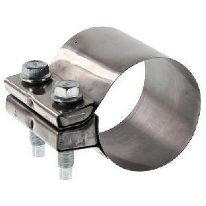 Metal Exhaust Clamps