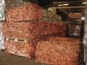 Copper Wire Milberry Scrap