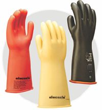 Electrical Rubber Gloves