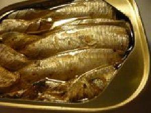 Canned Sardine Fiish