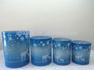 Glass Votives Candle Holders