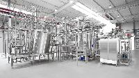 pharmaceutical processing plant