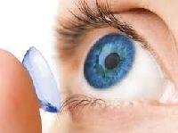 Optical contact lens