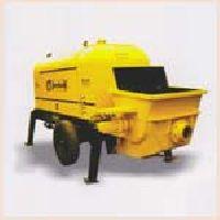 Portable Concrete Pump