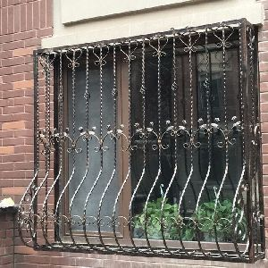 Galvanized Iron Grill Manufacturers Suppliers
