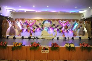 School Party Flower Decoration Services