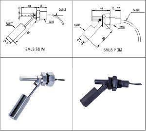 FLS 4 Side Mounted Magnetic Float Level Sensor