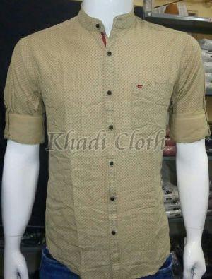 Mens Khadi Shirts