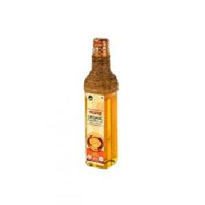 200ml Bottle Anupam Organic Cold Pressed Flax Seed Oil