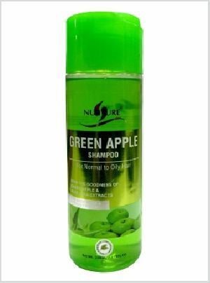 Aloe Vera Green Apple Shampoo
