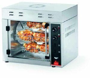 Chicken Rotisserie Oven