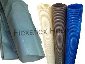 Pvc Suction & Delivery Hose Green